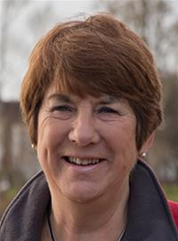 Councillor Lynne Stagg